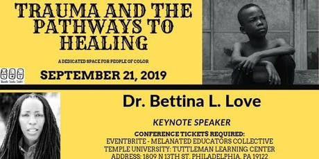 Trauma and the Pathways to Healing tickets