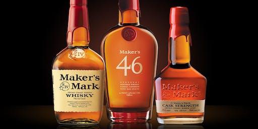 Pangea Presents: Maker's Mark Bourbon Dinner