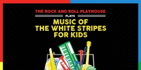 Music of The White Stripes for Kids - Holiday Celebration @ Mohawk (Indoor) tickets