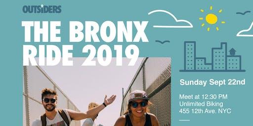 The Bronx Ride 2019