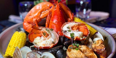 event image South Shore's Biggest Lobster Bake Night!