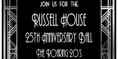 Russell House 25th Anniversary Ball tickets