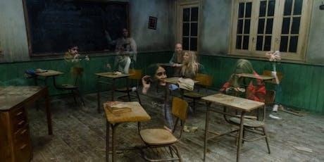 """Encuentro ¿Volver o ir hacia la infancia? A propósito de la obra """"El aula"""", por Carlos Skliar  Jueves 17 de octubre a las 18:30 entradas"""