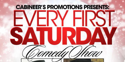 Every First Saturday Comedy Show