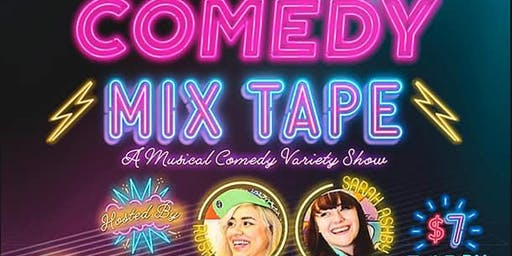 Comedy Mixtape with Fernandez-Stoll!