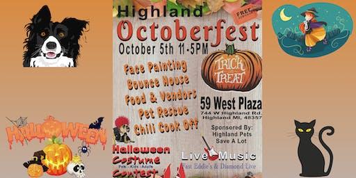 Highland Octoberfest