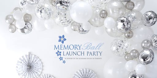Memory Ball 2020 Launch Party
