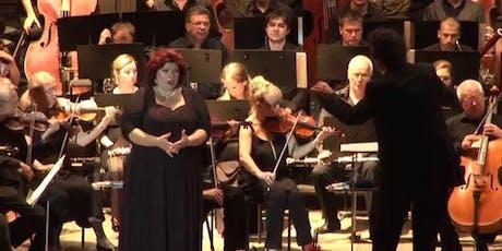 Metropolitan Opera Soloist Tatiana Melnychenko tickets