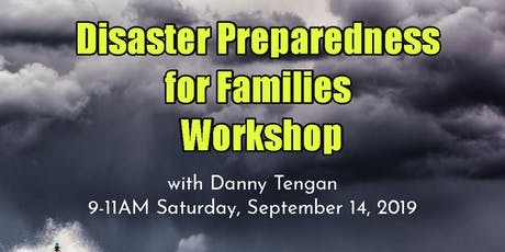 Disaster Preparedness for Families tickets