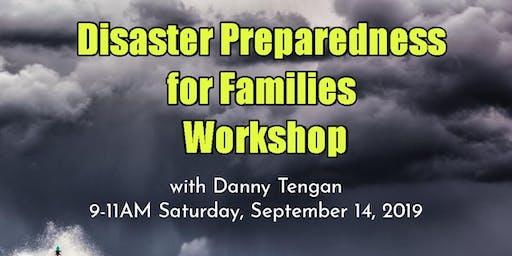 Disaster Preparedness for Families