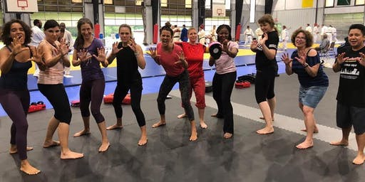 Empowerment Self-Defense for Women