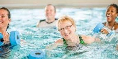 Tuesday & Thursday Evening Aquasize Classes 2019