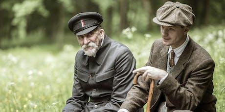 FILM: TALKS WITH TGM + INTRODUCTION BY CHARLOTTA KOTIK AND Q&A WITH DAGMAR HÁJKOVÁ tickets