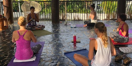 Free Yoga & Travel Chat tickets
