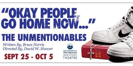 The Unmentionables tickets
