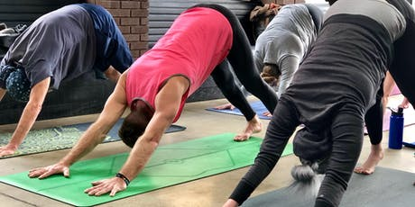 All-Levels Yoga - [Bottoms Up! Yoga & Brew] tickets