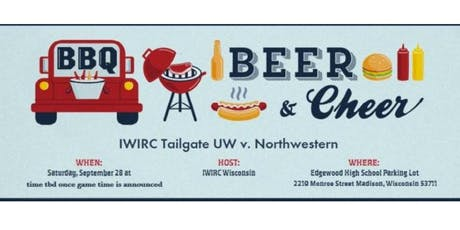 IWIRC Tailgate - Beer & Cheer tickets