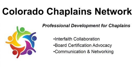 Fall Colorado Chaplains Continuing Education Event