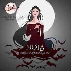 NOLA Bookstars Signing and Darkest Hearts Ball tickets