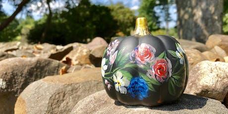 Autumn Porcelain Pumpkin Painting tickets