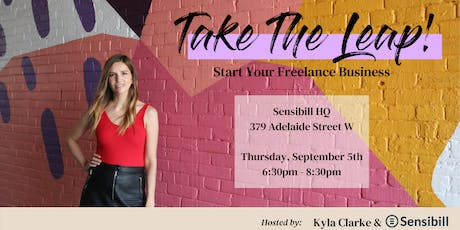 Take The Leap: Start Your Freelance Business tickets