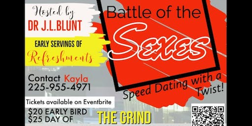 Battle of the Sexes: Speed Dating w/ a Twist
