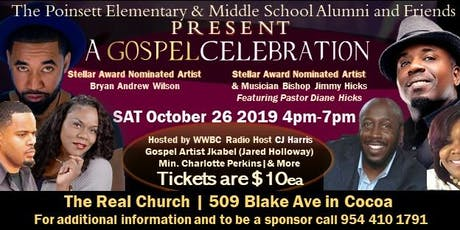 A Gospel Celebration tickets