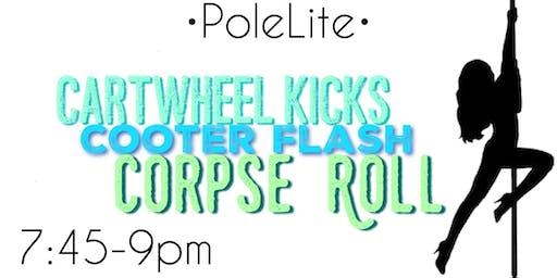 Thursday 9/12- 7:45 - 9:00-- PoleLite