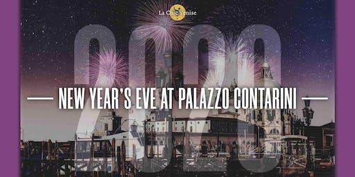 New Year's Eve at Palazzo Contarini 2020
