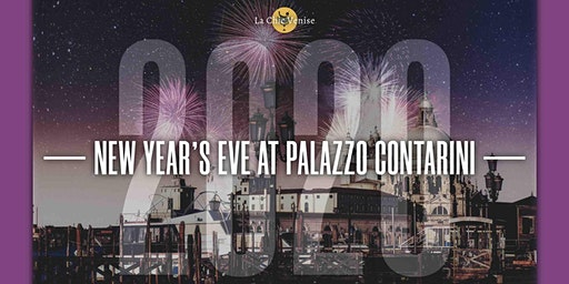 New Year's Eve at Palazzo Contarini 2020 Capodanno