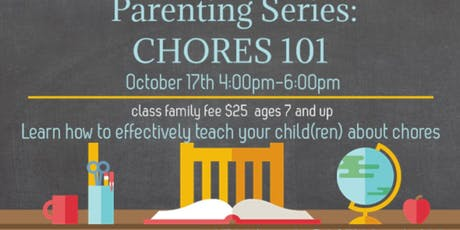 Parenting Series  tickets