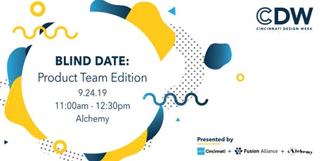 Blind Date: Product Team Edition tickets