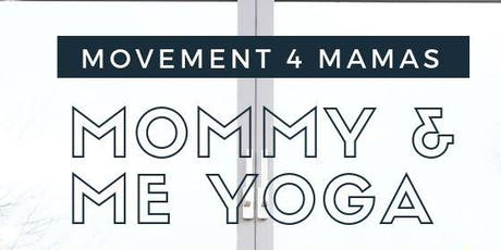 FREE Mommy & Me Yoga tickets