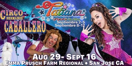 Circo Hermanos Caballero - Circus - San Jose tickets