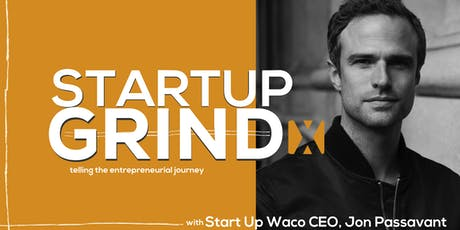 STARTUP Grind with CEO Jon Passavant tickets