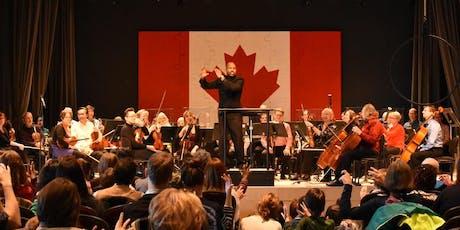 Symphony Week Concert at Alderney tickets