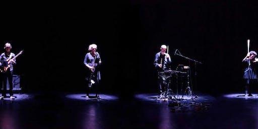 Plus-Minus Ensemble - residency launch concert