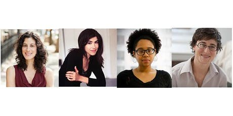 Poetry Reading with Diane Mehta, Monica Ferrell, Maya Phillips & Julia Guez tickets