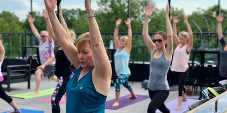 Brunch & Patio Yoga - [Bottoms Up! Yoga & Brew] tickets