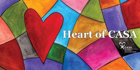 Heart of CASA tickets