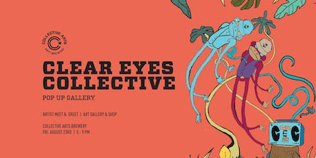 Artist Pop-Up: Clear Eyes Collective tickets