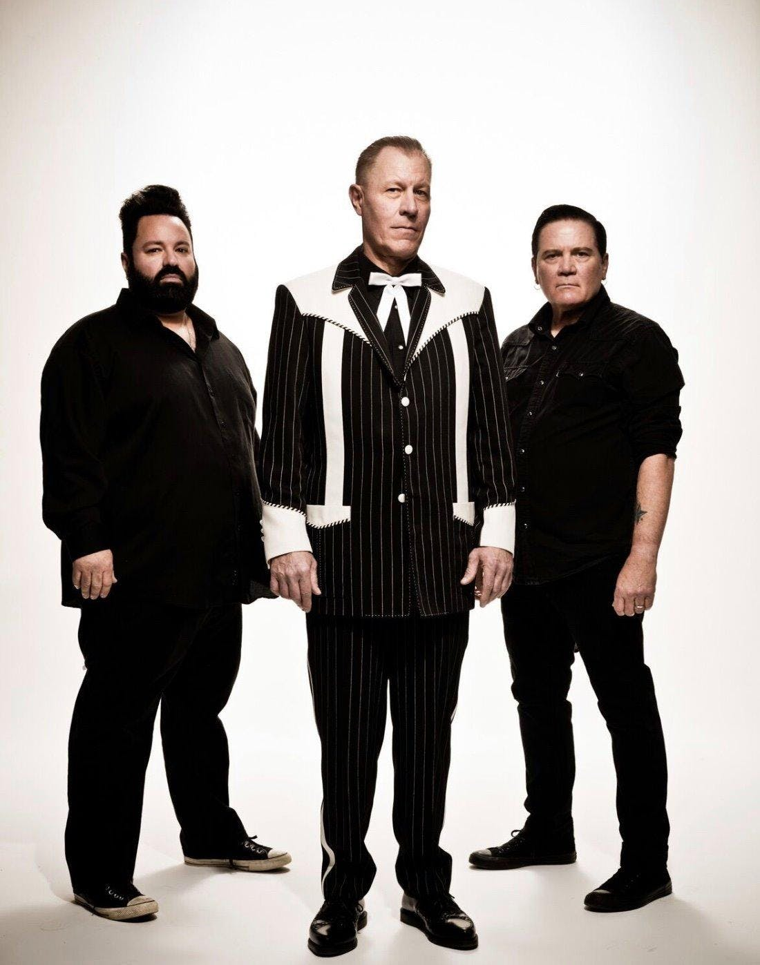 Reverend Horton Heat W/ The Buttertones, The Dusty 45's, and Bloodshot Bill