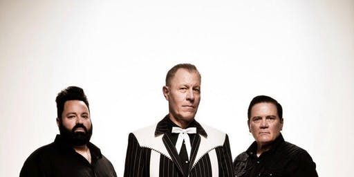 Reverend Horton Heat W/ The Buttertones, The Dusty 45's, and Bloodshot Bill @ The Pavilion at Josephine County Fairgrounds