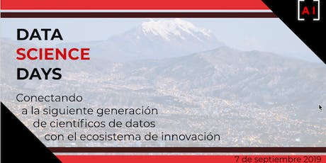 Data Science Days - La Paz tickets