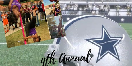 Dallas Cowboys Tailgate Pole Party presented by Power BAR Women's Fitness tickets