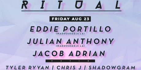 Ritual Fridays at Legacy Lounge Newport Beach tickets