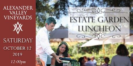 Fall Estate Garden Luncheon 2019 tickets