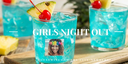 Girls Night Out Networking Social, Luau Style @The Bern Bar 9.18.19