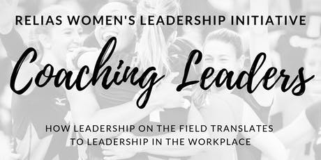 Coaching Leaders: Leadership on the Field to Leadership in the Workplace tickets