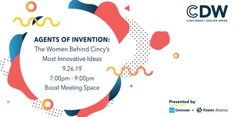 Agents of Invention: The Women Behind Cincy's Most Innovative Ideas tickets